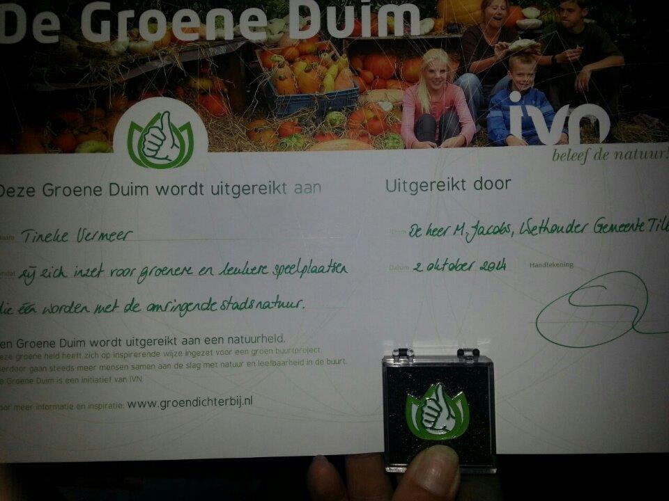 groene-duim