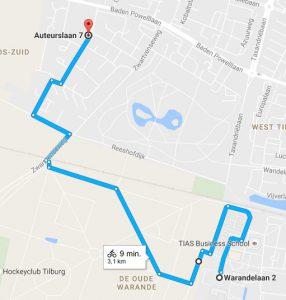 route-warandeloop